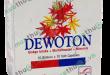 DEWOTON là thuốc chữa bệnh gì, có tác dụng gì, giá bán bao nhiêu?